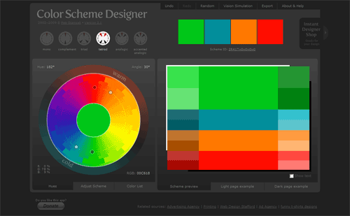 color-schema-designer